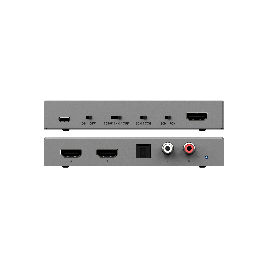 HDMI Scaler and Audio Manager