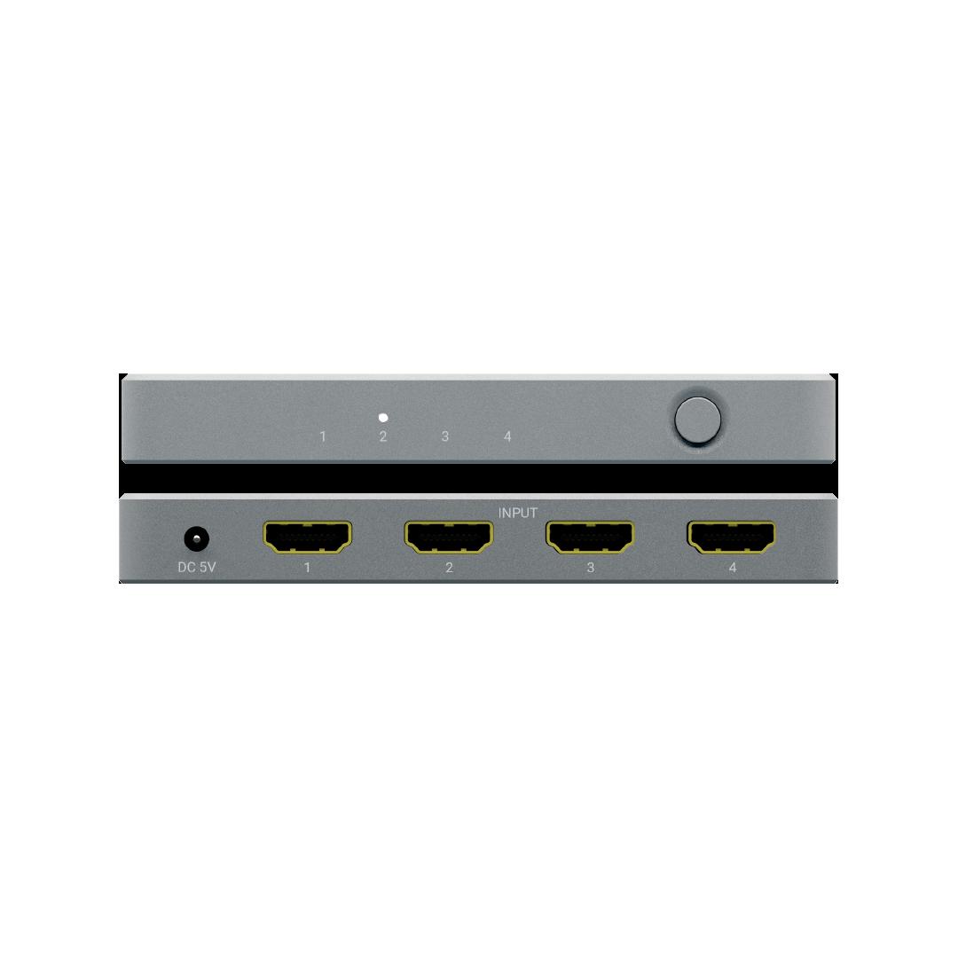 Switcher MAX (4x1)