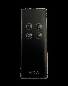 MHUB Room Remote (4x4)